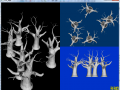 Generated hard normals from 3DS parser.